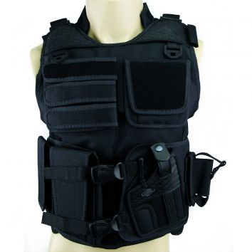 Colete tactical SI (soft impact) destro
